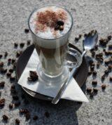 Caffè latte macchiatto